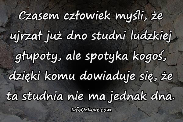 Besty Cytaty Studnia Aforyzmy Lifeorlove 13767