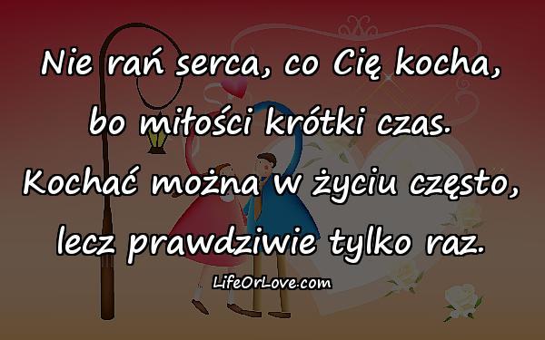 Mem Cytaty O Miłości Aforyzmy Uczucia Lifeorlove 17445